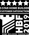 Home Builders Federation - 5 Star